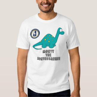 Monty the Montessaurus T-shirt
