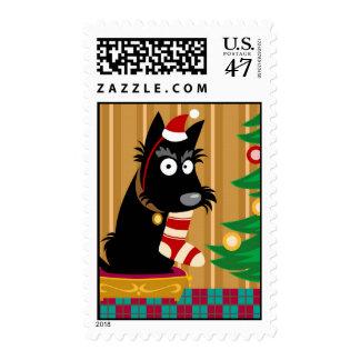 monty timbre postal