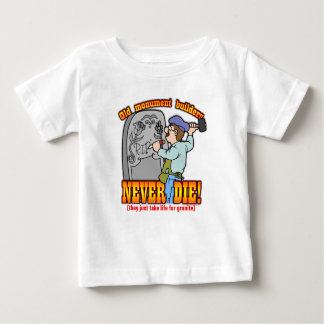 Monument Builders Baby T-Shirt