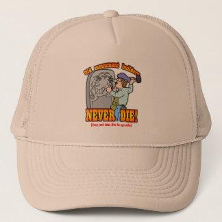 Monument Builders Trucker Hat