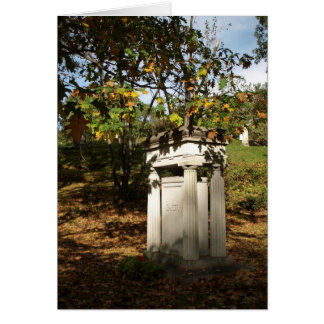 Monument Stationery Note Card