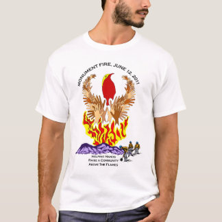 Monument Fire and Flood Shirts