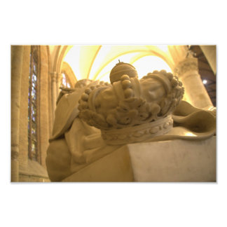 Monument for King William I of The Netherlands Photo Print