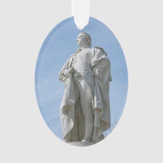 Monument of Johann Wolfgang von Goethe in Berlin Ornament