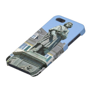 Monument of Ludwig van Beethoven in Bonn Cover For iPhone SE/5/5s