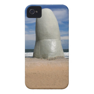 Monument of the Fingers iPhone 4 Case