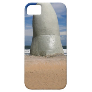 Monument of the Fingers iPhone SE/5/5s Case
