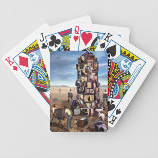 Monument playing cards
