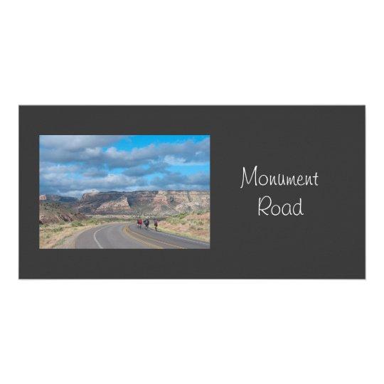 Monument Road, Colorado Card