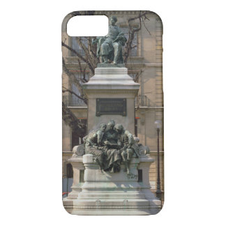 Monument to Alexander Dumas pere (1802-70) French iPhone 7 Case