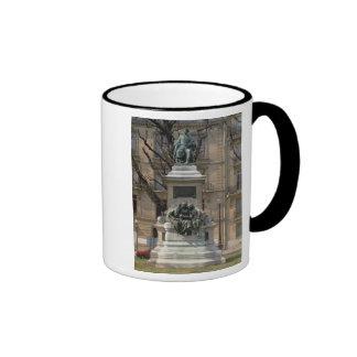 Monument to Alexander Dumas pere (1802-70) French Mug