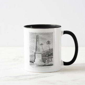 Monument to Captain James Cook Mug