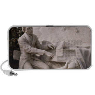 Monument to Frederic Chopin iPhone Speaker