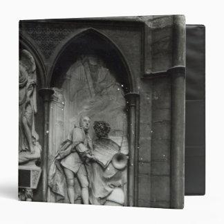 Monument to Handel, 1762 Binder