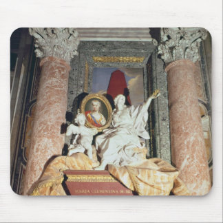 Monument to Maria Clementina Sobieska  1739 Mouse Pad