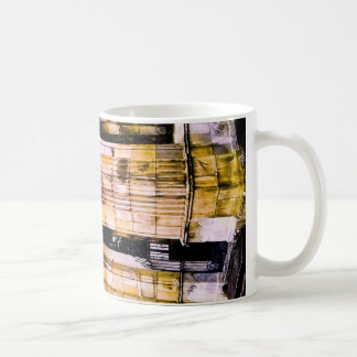 Monument to the dead. coffee mug