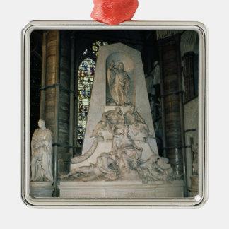 Monument to William Pitt the Elder Metal Ornament