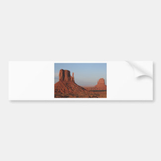 Monument Valley 10 Car Bumper Sticker