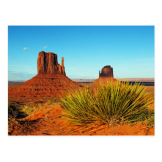 Monument Valley 11 Postcard