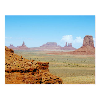 Monument Valley 13 Postcard