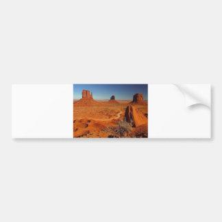 Monument Valley 1 Bumper Sticker