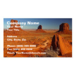 Monument Valley 1 Double-Sided Standard Business Cards (Pack Of 100)