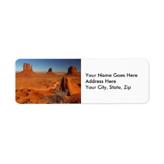 Monument Valley 1 Label