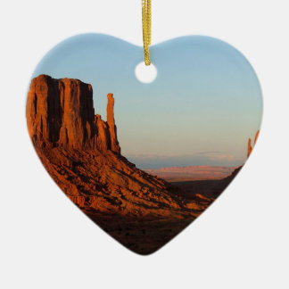 Monument Valley 2 Ceramic Ornament