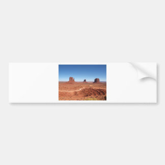 Monument Valley 3 Car Bumper Sticker