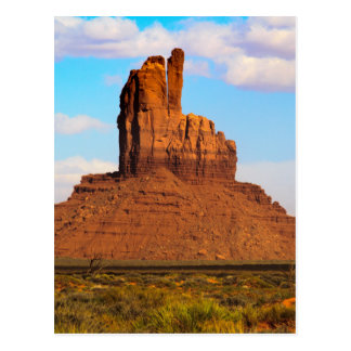 Monument Valley 5 Postcard