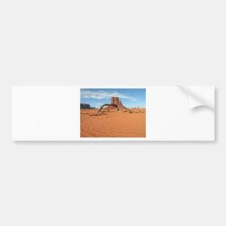 Monument Valley 7 Car Bumper Sticker