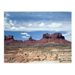 Monument Valley, Arizona, U.S.A. Post Card