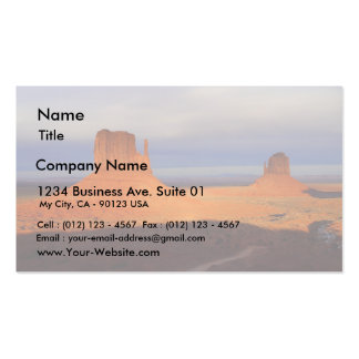 Monument Valley Business Card Templates
