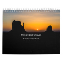 Monument Valley Calendar