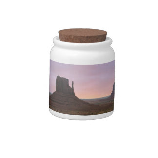 Monument Valley Candy Jars