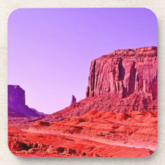 Monument Valley Drink Coaster