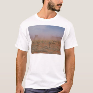 Monument Valley Dust Storm T-Shirt