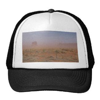 Monument Valley Dust Storm Trucker Hat