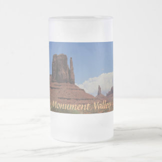 Monument Valley Frosted 16 oz Mug