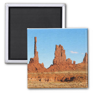 Monument Valley II Magnet