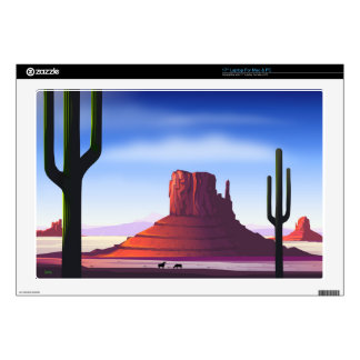 Monument Valley Laptop Decal