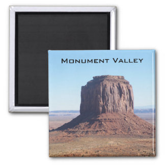 Monument Valley Magnet