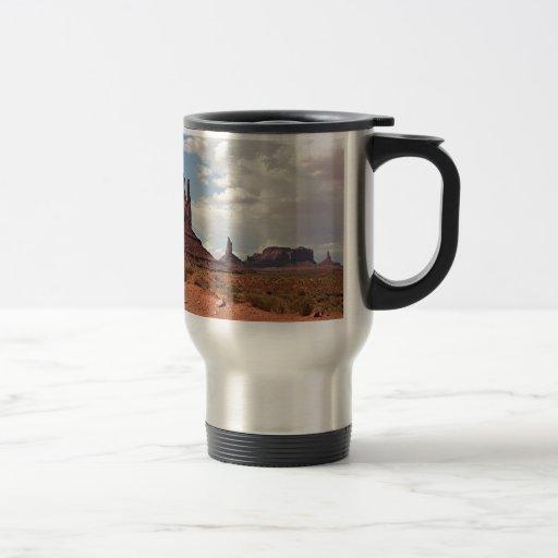 Monument Valley, Mitten, Utah, USA 3 Coffee Mug