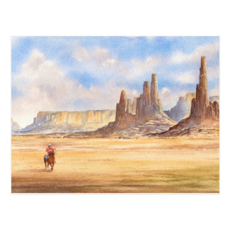 Monument Valley National Park Postcard