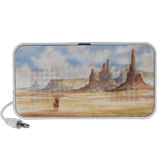 Monument Valley National Park iPhone Speaker