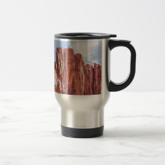 monument valley national park travel mug