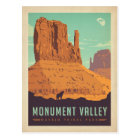 Monument Valley | Navajo Tribal Park Postcard
