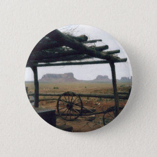 Monument Valley Pinback Button