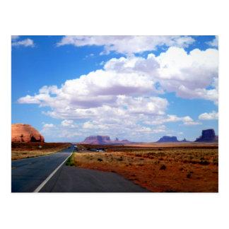 Monument Valley - POSTCARD