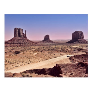 Monument Valley Post Cards